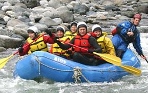 splavovanie-rieky